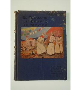 El folklore literario de México *