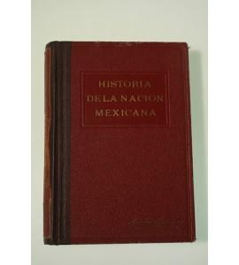 Historia de la nación mexicana