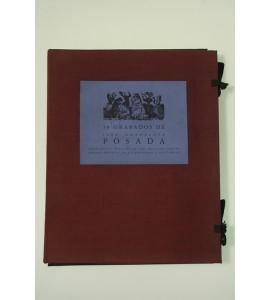 50 grabados de José Guadalupe Posada*