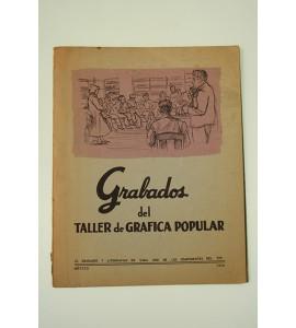Grabados del Taller de Gráfica Popular