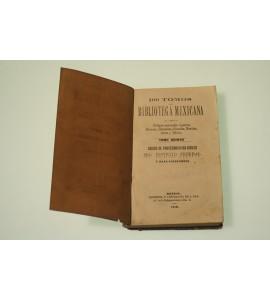 100 tomos Biblioteca Mexicana. Código de procedimientos civiles del Distrito Federal y Baja California