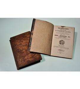 Recopilación de leyes de los Reinos en las Indias mandadas a imprimir y publiiircar por el Rey Carlos II