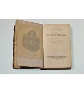 Obras poéticas de D. José de Espronceda *