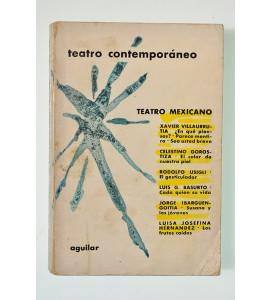 Teatro mexicano