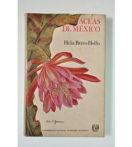 Las cactáceas de México*