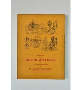 Historia de las Indias de Nueva España y Islas de tierra firme *