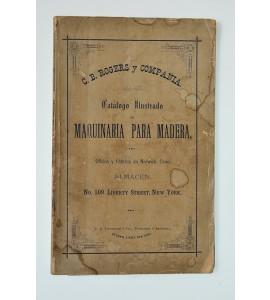 Catálogo ilustrado de maquinaria para madera