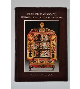 El mueble mexicano. Historia, evolución e influencias