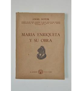María Enriqueta y su obra *