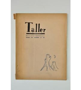 Taller. Revista mensual *