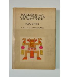 Los dioses en los Códices Mexicanos del Grupo Borgia