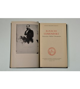 Ignacio Comonfort. Trayectoria política, documentos
