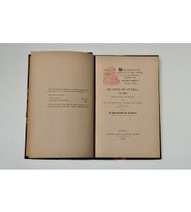 Documentos inéditos o muy raros para la historia de México. El sitio de Puebla en 1863 según los archivos de D. Ignacio Comonfort y de D. Juan Antonio de la Fuente