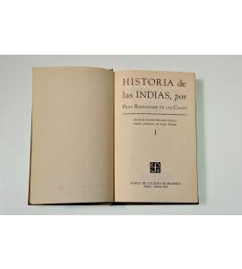 Historia de las Indias *