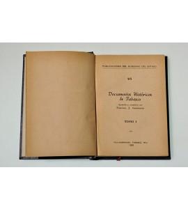 Documentos históricos de Tabasco