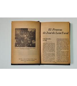 El proceso de José de León Toral *