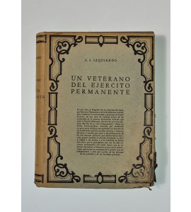 Un veterano del ejército permanente