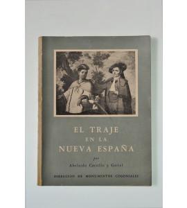 El traje en la Nueva España*