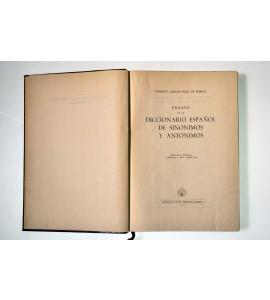 Ensayo de un diccionario español de sinónimos y antónimos