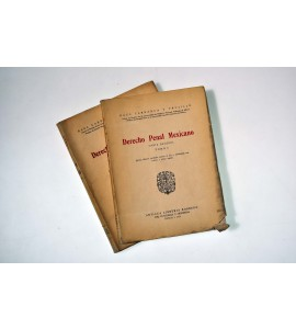 Derecho penal mexicano (L)