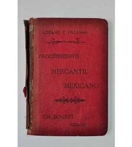 Procedimiento mercantil mexicano