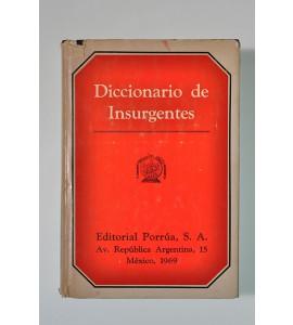 Diccionario de Insurgentes
