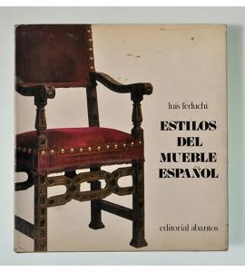Estilos del mueble español