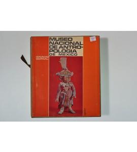 Museo Nacional de Atropología de México. Arqueología.
