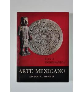 Historia General del Arte Mexicano. Época prehispánica.