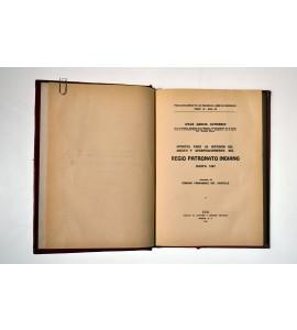 Apuntes para la historia del origen y desenvolvimiento del Regio Patronato Indiano hasta 1857