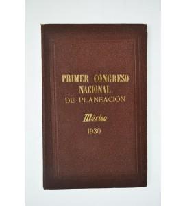 Primer Congreso Nacional de Planeación