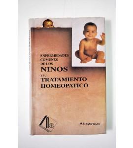 Enfermedades comunes de los niños y su tratamiento homeopático