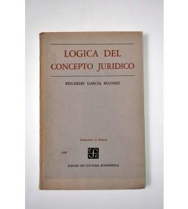 Lógica del concepto jurídico *
