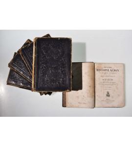 Novísima recopilación de las leyes de España mandada a formar por el señor Don Carlos IV
