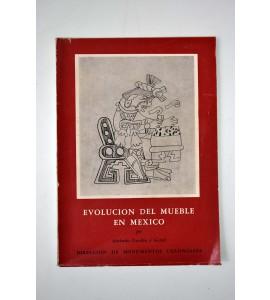 Evolución del mueble en México*