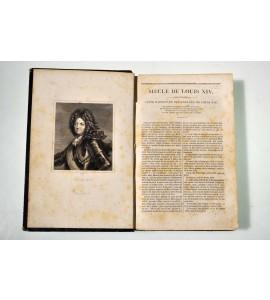 Siècle de Louis XIV et de Louis XV. Histoire de Charles XII de Russie et du parlament.
