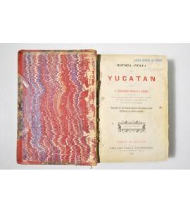 Historia antigua de Yucatán *