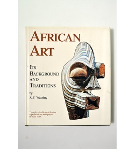 African art. Its background and traditions.