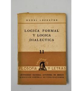 Lógica formal y lógica dialéctica