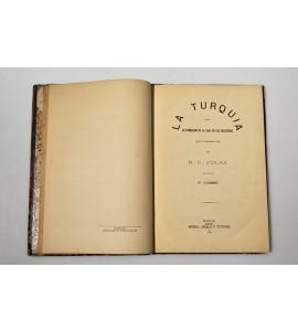 La turquia desde la fundación de la Casa de los seleúcidas hasta nuestros días.