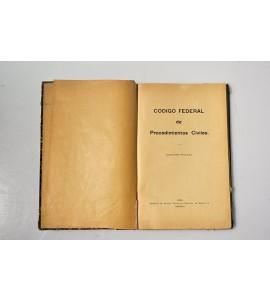 Código Federal de Procedimientos Civiles