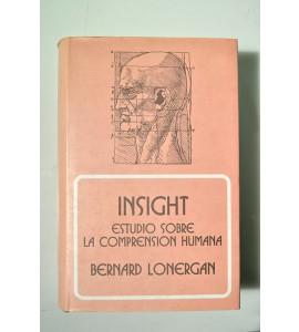 Insight estudio sobre la comprensión humana *