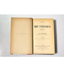 Précis de Droit international privé *