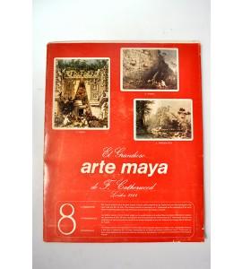 El grandioso arte maya