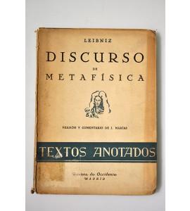 Discurso de metafísica