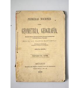 Primeras nociones sobre geometría, geografía, historia patria, economía política, derecho constitucional y ciencias físicas y naturales.
