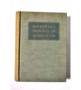 Historia y Filosofía de la democracia
