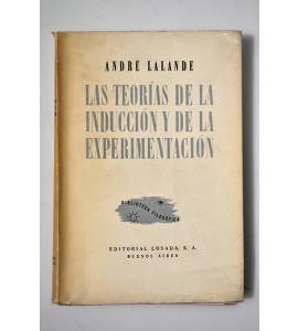 Las teorías de la inducción y de experimentación
