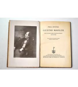 Gustav Mahler: eine studie ürber persönlichkeit und werk.