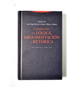 Compendio de lógica, argumentación y retórica.